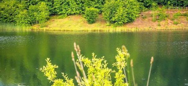 Μια υπέροχη λίμνη στα Τρίκαλα