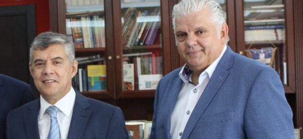 Γιάννης Μπουτίνας: Πιστεύω πως αυτή είναι η πιο ώριμη ώρα να επιστρέψω στον Α' Βαθμό της Τοπικής Αυτοδιοίκησης