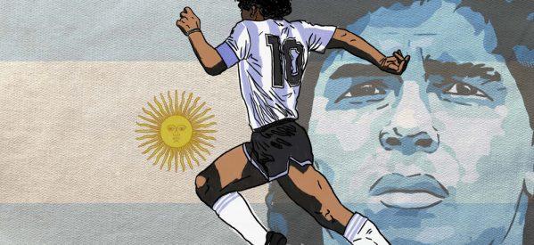 Tο βιογραφικό ντοκιμαντέρ  του Εμίρ Κουστουρίτσα για τον Μαραντόνα. Ο Ντιέγκο μιλά για το ποδόσφαιρο, την πολιτική, την εκμετάλλευση, τη Λατινική Αμερική, τον Φιντέλ Κάστρο και ξετυλίγει τη ζωή του.