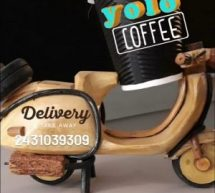 YOLO Playroom CAFE BAR delivery take away