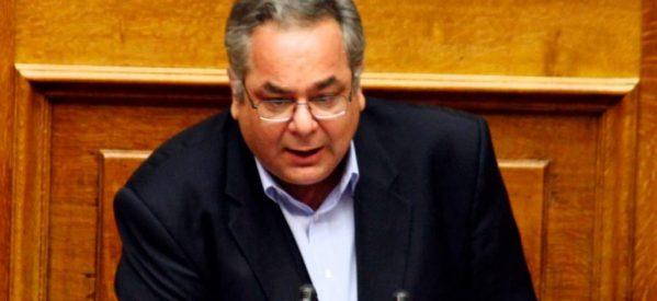 Ο Γιώργος Λαμπρούλης του ΚΚΕ πήγε ως εθελοντής στο νοσοκομείο αλλά τον έδιωξαν…