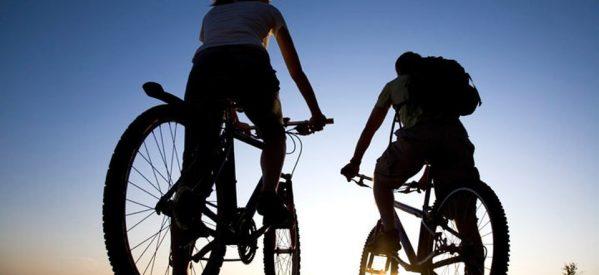 Ποδηλατάδα και καθαρισμός του Αγιαμονιώτη