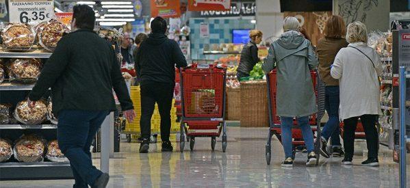 Χειροπέδες σε ζευγάρι για κλοπές σε σούπερ μάρκετ των Τρικάλων και της Καρδίτσας