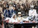 Οι βασιλικές άμαξες, οι Rolls Royce και τα φορέματα της Φρειδερίκης