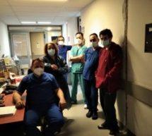 Οι ήρωες της Μονάδας Εντατικής Θεραπείας του Νοσοκομείου Τρικάλων