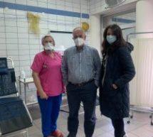 Πανέτοιμο το νοσοκομείο Τρικάλων για τον εμβολιασμό