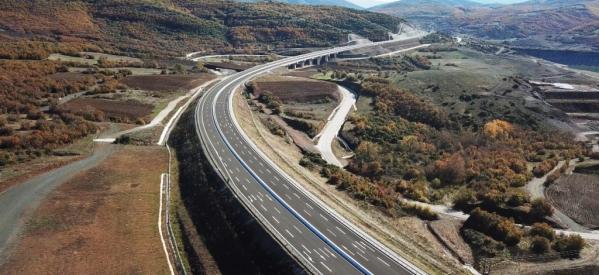Καπέλο 38 εκατ. ευρώ και καθυστέρηση στα έργα του βόρειου τμήματος του Ε65