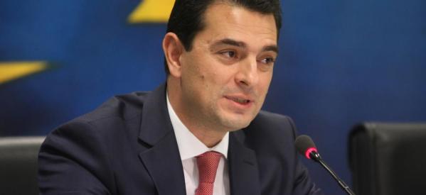 Σκρέκας: Με ταχείς ρυθμούς για τις επενδύσεις σε υπεράκτια αιολικά, δίκτυα και αποθήκευση ενέργειας – Τον Ιούνιο έτοιμες οι νομοθετικές πρωτοβουλίες