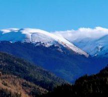 Εσείς βουνά μου πράσινα , βουνά μου χιονισμένα … – Μαγικές εικόνες του χιονιά στα ορεινά Τρίκαλα