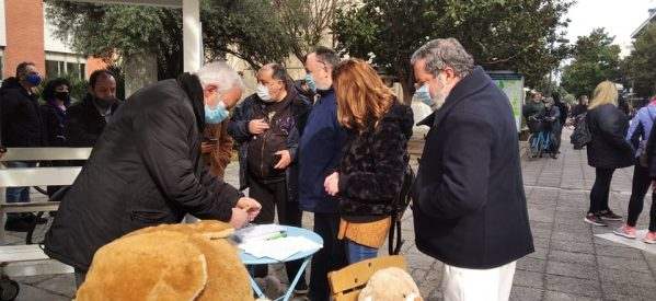 Tρίκαλα : Παρέδωσαν τα κλειδιά της εστίασης οι καταστηματάρχες