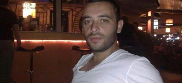 Έφυγε από τη ζωή ο 37χρονος Βαλάντης Λάμαρης