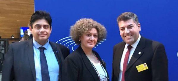 Η Σάγια Τσαουσίδου νέα πρόεδρος του διεθνούς ΔΣ της Ένωσης Ευρωπαίων Δημοσιογράφων