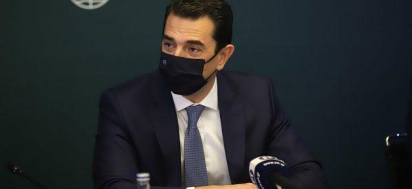 O K. Σκρέκας στο Συμβούλιο Υπουργών Περιβάλλοντος της Ευρωπαϊκής Ένωσης
