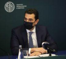 Συμφωνία για επενδύσεις ύψους 325 εκατ. ευρώ σε Δυτ. Μακεδονία και Πελοπόννησο υπέγραψε ο Σκρέκας
