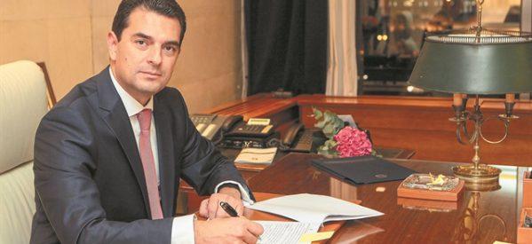 Κώστας Σκρέκας στην εφημερίδα ΤΑ ΝΕΑ  : Τρεις παρεμβάσεις για τον εκσυγχρονισμό του ηλεκτρικού δικτύου της Ελλάδας – τέλος καλοκαιριού το νέο «Εξοικονομώ – Αυτονομώ»