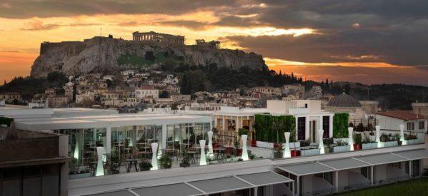 Το εντυπωσιακό ξενοδοχείο Elia Ermou Athens Hotel στο κέντρο της Αθήνας με καταγωγή …. από τα Τρίκαλα
