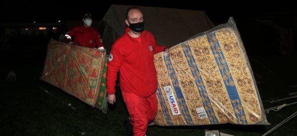 Περίπου 370 κατοικίες έχουν υποστεί ζημιές – Εκτεταμένοι έλεγχοι σε κτίρια, στο επίκεντρο η φροντίδα των πληγέντων