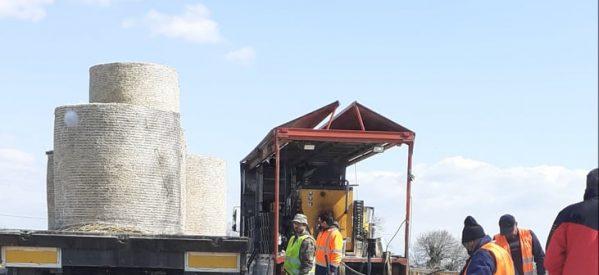 Μισές δουλειές στη γέφυρα Καραβόπορου