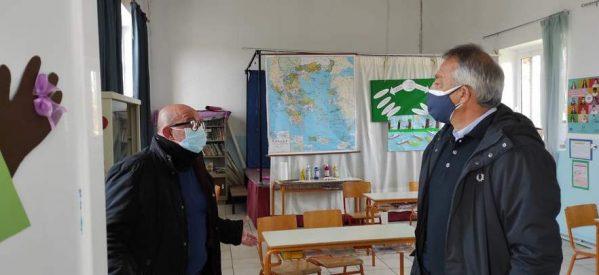 Δρομολογούνται προκατασκευασμένες αίθουσες για το Δημοτικό Σχολείο Διασέλλου
