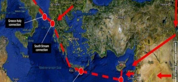 Kώστας Σκρέκας: Ο East Med έχει μέλλον στην Ευρώπη