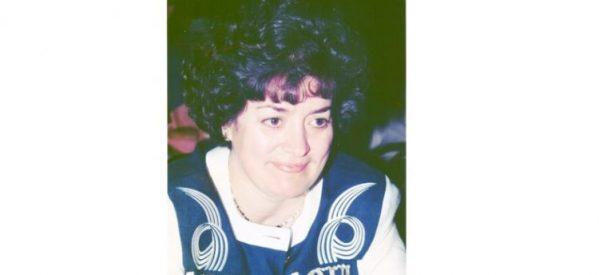 Σε ηλικία 62 ετών έφυγε από τη ζωή η Παναγιώτα Κωστοπούλου-Νινίκα