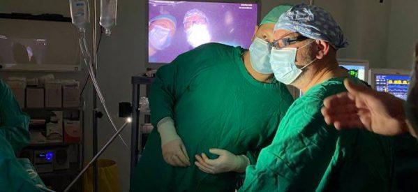 Δύο λαπαροσκοπικούς πύργους 4Κ ανάλυσης απέκτησε η Χειρουργική Κλινική του Νοσοκομείου