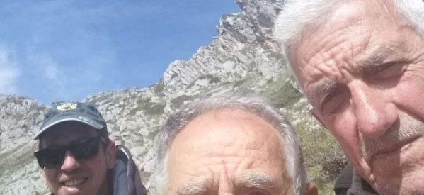 Ο Κώστας Πατέρας πήρε τα βουνά