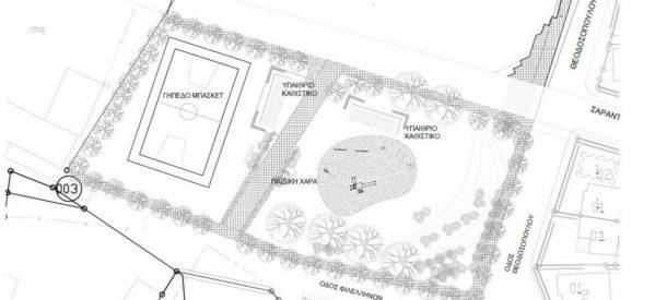 Πλατεία στην περιοχή ΔΕΗ ετοιμάζει ο Δήμος Τρικκαίων
