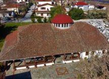 Το εσωτερικό του Ι.Ν. της Αγίας Παρασκευής Φλαμουλίου συντηρεί η Περιφέρεια Θεσσαλίας