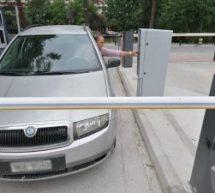 24ωρη λειτουργία και αυτόματο σύστημα στάθμευσης το πάρκινγκ της Κανούτα