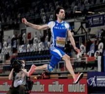Μίλτος Τέντογλου: «Σκαρφάλωσε» στην κορυφή του κόσμου – Έκανε την καλύτερη φετινή επίδοση