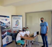 Συμμετοχή της ομάδας ΑΚΕΤΗ Xperts στον Παγκόσμιο Διαγωνισμό  Ρομποτικής, Έρευνας και Τεχνολογίας