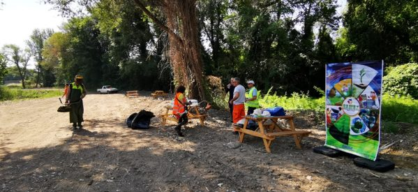 Καθαρισμός του Αγιαμονιώτη και μεγάλη παρέμβαση για τα ποτάμια των Τρικάλων