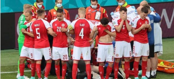 Euro 2020: Το πρώτο μήνυμα του μαχητή Ερικσεν από το νοσοκομείο