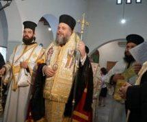 Σε κλίμα κατάνυξης τα εγκαίνια του Ιερού Ναού του Αγίου Οικουμενίου