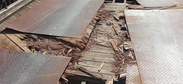 Η πιο τρομακτική γέφυρα βρίσκεται στον Νομό Τρικάλων
