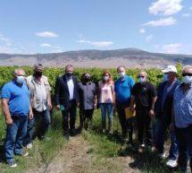 Μιχαλάκης: Έγκαιρη καταβολή βεβαιωθέντων αποζημιώσεων στις χαλαζόπληκτες περιοχές της Φαρκαδόνας