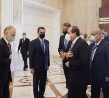 Η ηλεκτρική διασύνδεση Ελλάδας – Αιγύπτου στο επίκεντρο των συναντήσεων του Κ. Σκρέκα στο Κάιρο