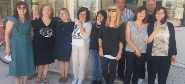 Συγκινητικό αντίο στους 10 καθηγητές του 2ου Γυμνασίου Τρικάλων