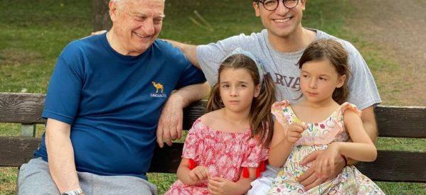 Ο Σωτήρης Χατζηγάκης ως ευτυχής παππούς και η μεγάλη ιστορική έρευνα για γεγονότα που σημάδεψαν την Τρικαλινή ιστορία