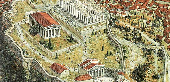 Η Αθήνα 2.000 χρόνια πριν σε ένα καταπληκτικό βίντεο