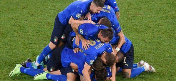 Ιταλία-Αγγλία 1-1 (3-2 πέναλτι): Η Σκουάντρα Ατζούρα στην κορυφή της Ευρώπης