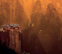 Τη δεύτερη θέση ανάμεσα σε 230.000 φωτογραφίες από όλον τον κόσμο έλαβε ατμοσφαιρική φωτογραφία των Μετεώρων