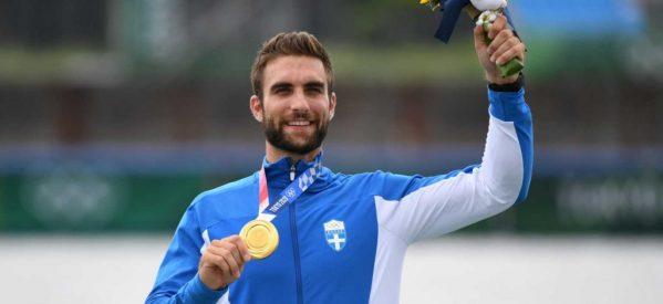Χρυσός Ολυμπιονίκης ο Στέφανος Ντούσκος!