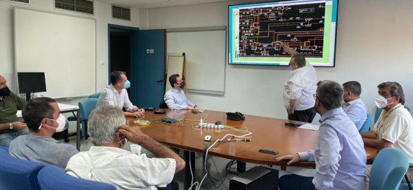 Έκτακτη σύσκεψη υπό τον Κώστα Σκρέκα για την ομαλή παροχή ηλεκτρικού ρεύματος