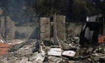 Αττική: Αποκαρδιωτικές εικόνες καταστροφής