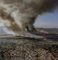 Σε πύρινο κλοιό η χώρα, τεράστια καταστροφή