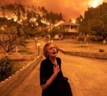 Η φωτιά είναι πόλεμος – Η κλιματική αλλαγή έχει ονοματεπώνυμο και ψήφους στα κοινοβούλια !!!