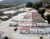 Δαμάσι Τυρνάβου – Η ζωή στους οικίσκους 6 μήνες μετά το σεισμό