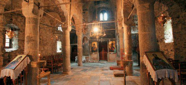 Παναγία των Μεγάλων Πυλών, η δική μας «Πόρτα Παναγιά»